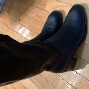 Zara Shoes - Zara high heeled boots